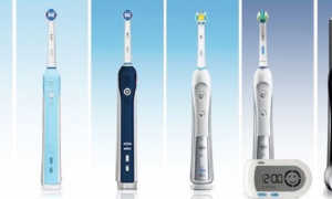 Электрические зубные щетки Орал Би – профессиональная забота в домашних условиях
