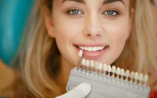 Натуральный цвет зубов какой