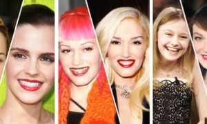 Красивые знаменитости с брекетами: фото звезд с неправильным прикусом до и после