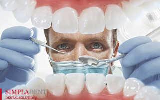 Подпиливание зубов для выравнивания