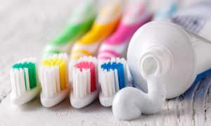 Зубная паста: классификация и производители
