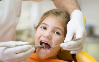 Нужно ли сверлить зуб ребенку, если после травмы на десне появился гнойный прыщ?