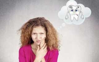 Почему болят и ноют передние верхние зубы