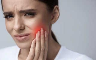 Боль в мертвом зубе без нерва