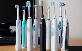 Как выбрать электрическую зубную щетку: критерии, цены, обзор