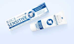 Как пользоваться зубной пастой Мгновенный эффект: состав, применение пасты для чувствительных зубов
